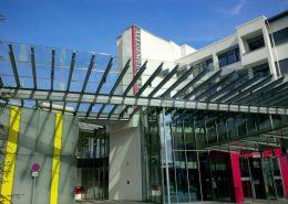 Allgemeines Krankenhaus der Segeberger Kliniken, Komplettmodernisierung in mehreren Bauabschnitten